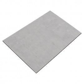 46. Folie magnetică autoadezivă (tăiată) - 29x39mm